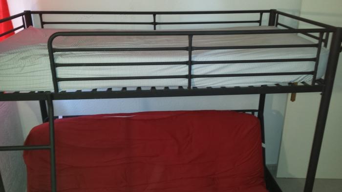 Litera sofa cama de matrimonio en calvi anunciabalear - Litera sofa cama de matrimonio ...
