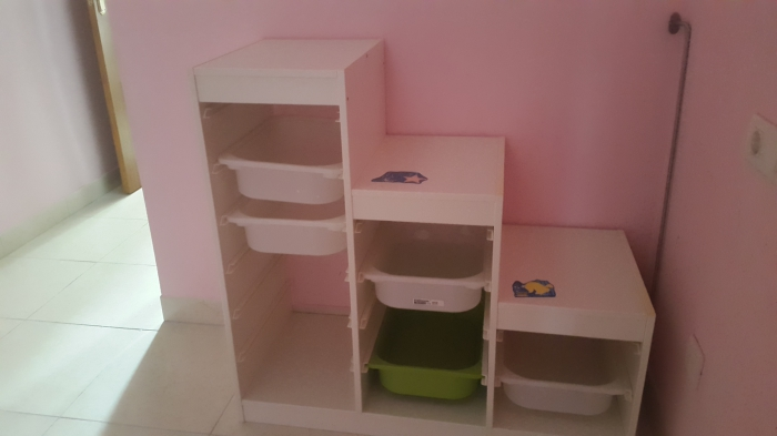 Mueble infantil ikea en manacor anunciabalear - Modificar muebles ikea ...